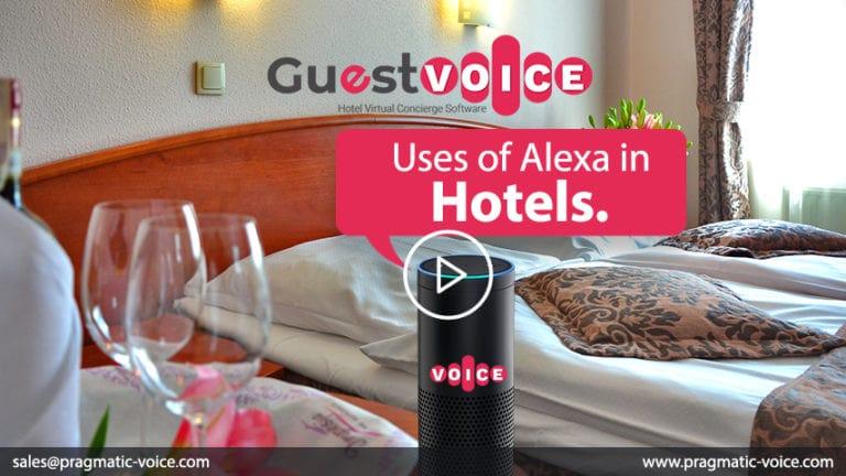 Voice Based Guest Engagement with Amazon Alexa - AskmyAlexa